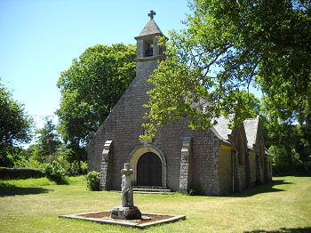 chapelle de saint anne