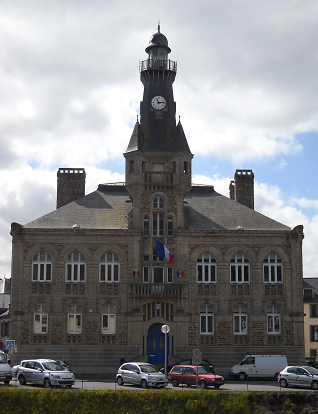 mairie chateaulin